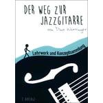 Fidelius Verlag Der Weg zur Jazzgitarre