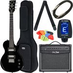 Harley Benton SC-200BK Mini Bundle