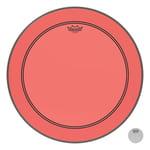 """Remo 26"""" P3 Colortone Batter Red"""