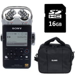 Sony PCM-D100 Bundle