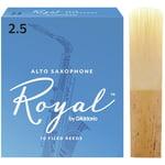DAddario Woodwinds Royal Alto Saxophone 2.5