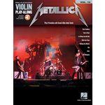 Hal Leonard Violin Play-Along Metallica