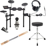 Yamaha DTX452K E-Drum Set Bundle
