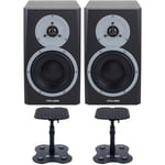 Dynaudio BM5 MKIII Desktop Stand Bundle