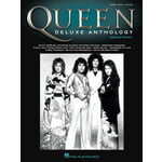 Hal Leonard Queen Deluxe Anthology PVG