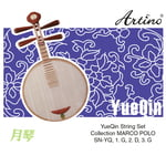 Artino Chinese YueQin Strings Set