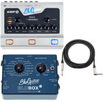 BluGuitar Amp1 Mercury Edition Bundle