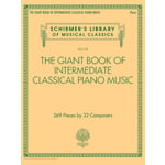 G. Schirmer Giant Inter Classic Piano