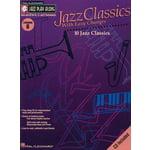 Hal Leonard Jazz Play-Along Jazz Classics