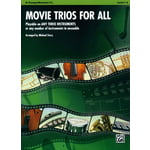 Alfred Music Publishing Movie Trios For All Trumpet