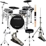 Roland TD-50KVX V-Drum Set Bundle