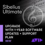 Avid Sibelius Ultimate 1Y Plan New
