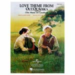 Hal Leonard Love Theme From Out Of Africa
