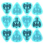 Ernie Ball Everlast Picks 0,48 mm Blue