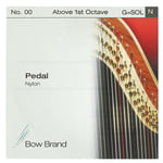 Bow Brand Pedal Artist Nylon 0th G No.00
