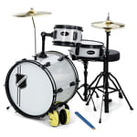 Millenium Youngster Drum Set Bdl. Silver