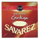Savarez 510CRP New Cristal Cantiga Set