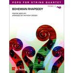 De Haske Bohemian Rhapsody String Qt.