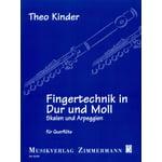 Zimmermann Verlag Fingertechnik Flute