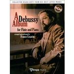 Mitropa Music A Debussy Album Flute