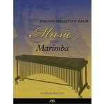 Meredith Music Bach Music For Marimba