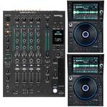 Denon DJ Prime Bundle X1850/SC6000