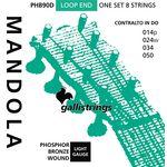 Galli Strings PHB90D Mandola Strings Light