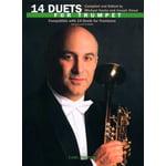 Carl Fischer 14 Duets For Trumpet