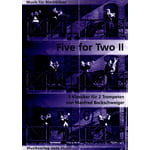Bruno Uetz Musikverlag Five For Two Trumpet 2