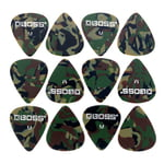 Boss Celluloid Pick Pack M Camo