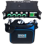 Sound Devices MixPre-6 II Orca Bag Bundle