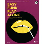 Advance Music Easy Funk Play-Along Clarinet