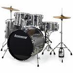 """Ludwig Backbeat Drumkit 22"""" Silver S."""