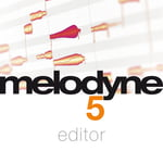 Celemony Melodyne 5 editor UG essential