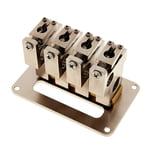 2Tek 4 String Bass Bridge Nickel