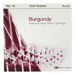 Bow Brand Burgundy Ped. 2nd A Gut No.12