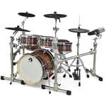 Gewa G9 E-Drum Set Pro L6 W. Bundle