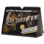 PPV Medien Guitar Riffkalender 2021