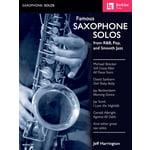 Berklee Press Famous Saxophone Solos