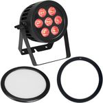 Eurolite LED IP PAR 7x8W QCL Sp Bundle