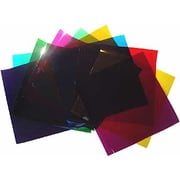 Lee Colour Filter Set PAR64 10pcs.