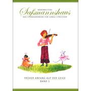 Bärenreiter Saßmannshaus Anfang Geige 1
