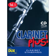 Edition Dux Clarinet Plus 1