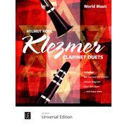 Universal Edition Klezmer Clarinet Duets