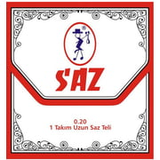 Saz 651B Long Neck Saz Strings