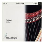 Bow Brand Lever 1st D Nylon String No.2