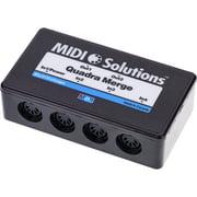 MIDI Solutions Quadra Merge V2