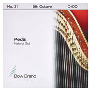 Bow Brand Pedal Natural Gut 5th C No.31