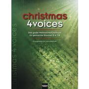 Helbling Verlag Christmas 4 Voices