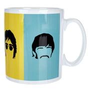 My World Beatles Blue And Yellow Mug